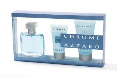 Zestaw Azzaro CHROME /materiały prasowe
