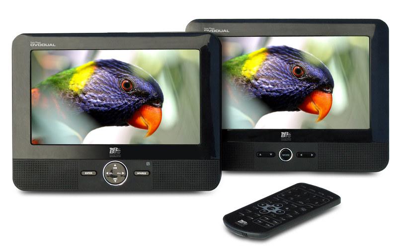 Zestaw Easy Player DVD Dual /materiały prasowe