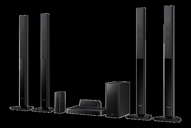 Zestaw kina domowego Samsung serii 5. /materiały prasowe
