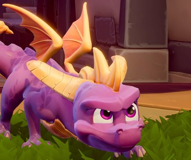 Zestaw odświeżonych wersji pierwszych trzech części przygód Spyro potwierdzony