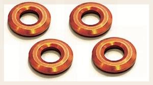 Zestaw podkładek pod wtryskiwacze warto wymieniać profilaktycznie co 2-3 lata. /Motor