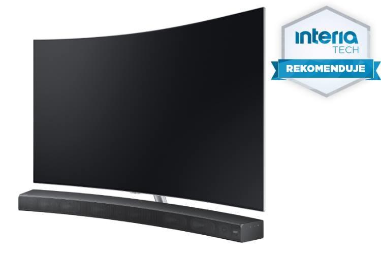 Zestaw Samsung UE55MU9002T i HW-MS6500 otrzymują rekomendację serwisu Nowe Technologie Interia /INTERIA.PL