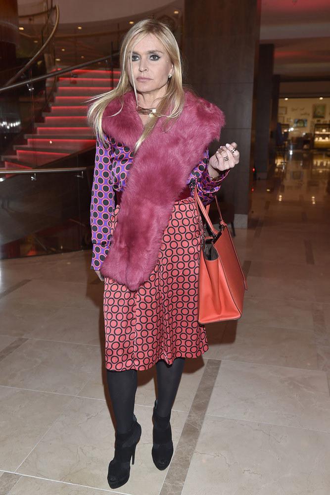 Zestawie z H&M, w którym pojawiła się na gali Twojego stylu udowodniła, że można być modnym za niewielkie pieniądze. /Kurnikowski /AKPA