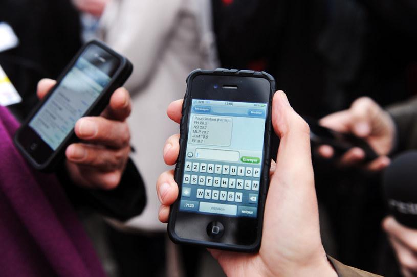 Zeus nauczył się przechwytywać SMS bankowe /AFP