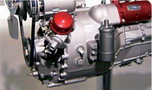 Zewnętrzna obudowa silnika 12A (blok) nie jest już dostępna jako część zamienna. /Motor