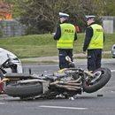 Zginął 23-letni motocyklista. Policja apeluje