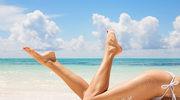 Zgrabne i szczupłe nogi na lata