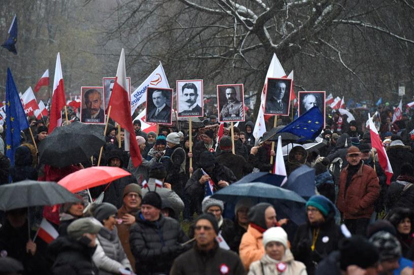 Zgromadzenie KOD /Radek Pietruszka /PAP