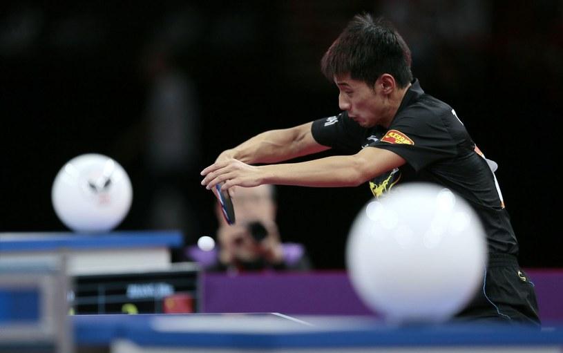 Zhang Jike /AFP