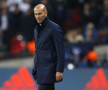 Zidane zwolniony z Realu Madryt? Wideo