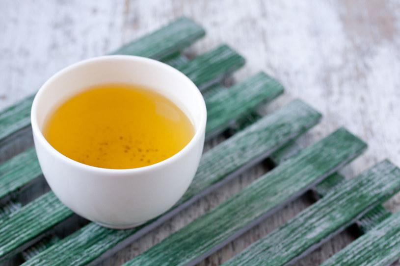 Zielona herbata /©123RF/PICSEL