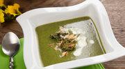 Zielona zupa na detoks