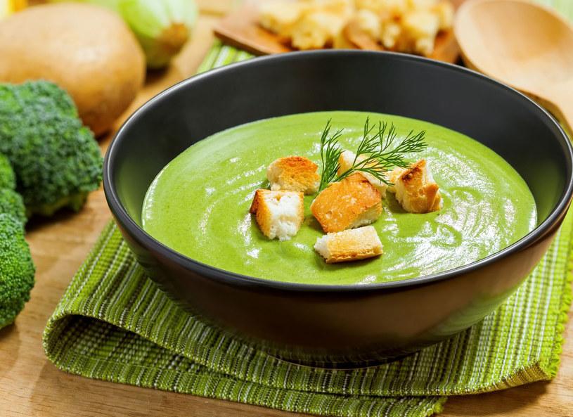 Zielone jedzenie to hit /©123RF/PICSEL