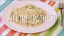 Zielone spaghetti - jak je zrobić?