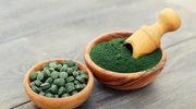 Zielone suplementy, które leczą i odmładzają