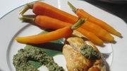 Zielono mi! czyli piers z kurczaka z sosem z zielonej pietruszki