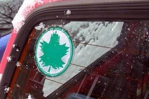 """Zielony listek dla """"świeżych"""""""