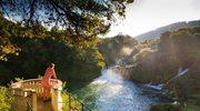 Zielony raj - chorwackie wodospady Krka