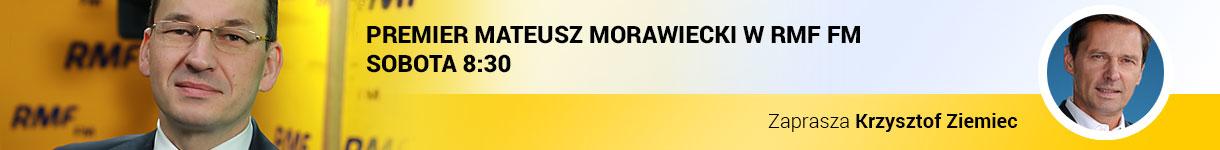 Ziemiec - gość premier Morawiecki