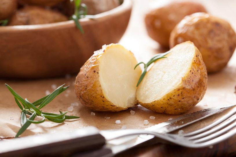 Ziemniaki pomogą w tego rodzaju dolegliwościach /123RF/PICSEL