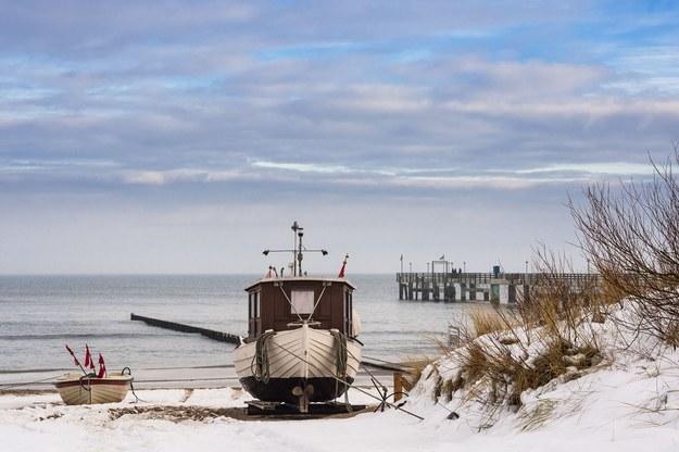 Zimą nad morzem jest najwięcej jodu /123/RF PICSEL