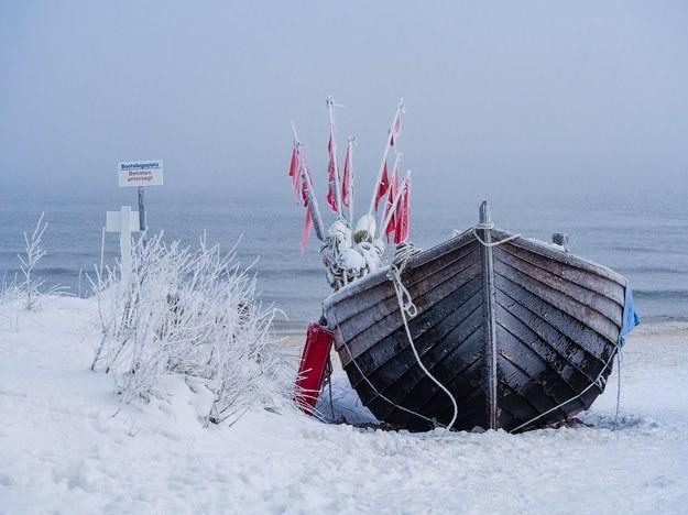 Zimą nad morzem też jest pięknie /123/RF PICSEL