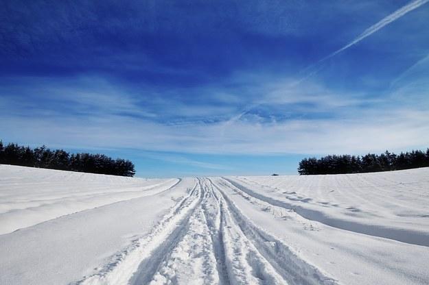 Zima nad Wigrami /123/RF PICSEL