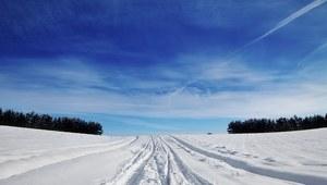 Zima nad Wigrami