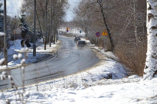 Zimą opony zimowe często się przydają /