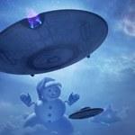 Zima, śnieg i… U.F.O. w World of Warplanes
