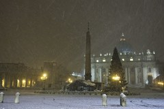 Zima sparaliżowała południe Europy