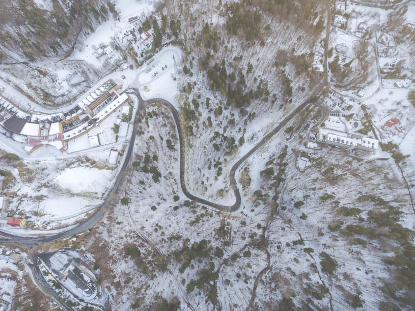 Zima w górach. Szczyrk /123RF/PICSEL