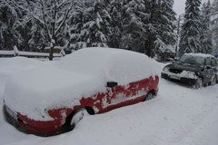 Zima w Zakopanem ewidentnie wygrywa z wiosną
