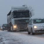 Zima wróciła na polskie drogi. Najgorzej jest na południu
