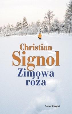 """""""Zimowa róża"""" /Świat Książki"""