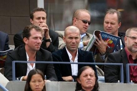 Zinedine Zidane zamierza zostać trenerem /AFP