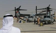 Zjednoczone Emiraty Arabskie gotowe wysłać siły lądowe do Syrii