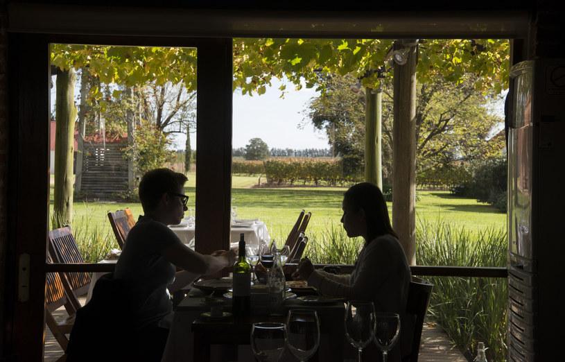 Zjedz lunch w winnicy Bodega Bouza, fot. Diego Giudice /The New York Times Syndicate