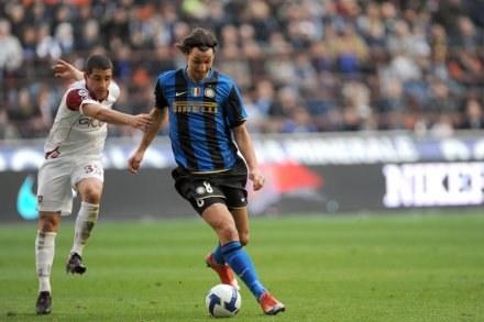 Zlatan Ibrahimović (z prawej) /AFP