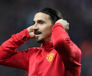 Zlatan Ibrahimović zapowiada powrót i mistrzostwo z Manchesterem United (wideo)