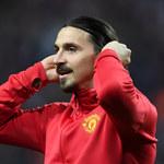Zlatan Ibrahimović znów trenuje z Manchesterem United