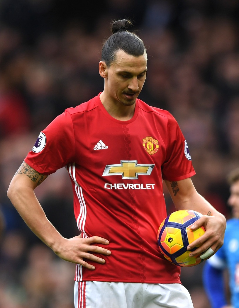 Zlatan Ibrahimović /Shaun Botterill /Getty Images