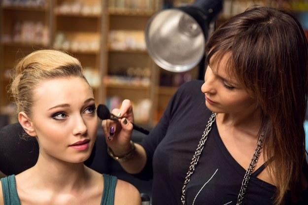 Źle dobrane kosmetyki mogą tylko pogorszyć stan naszej cery /materiały prasowe