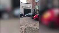Źle zaparkował. Zemścili się