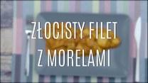 Złocisty filet z morelami - jak go zrobić?