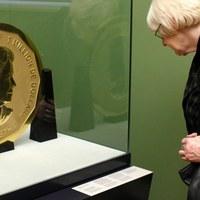 Złodzieje skradli z muzeum monetę ważącą 100 kg