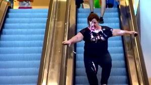 Złośliwy klaun w Centrum Handlowym