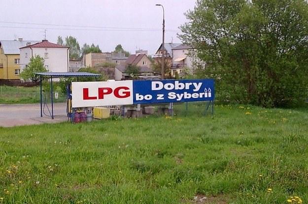 Złote czasy LPG /poboczem.pl