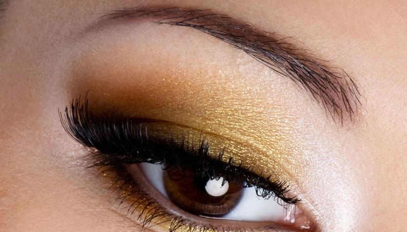 Złote czasy makijażu
