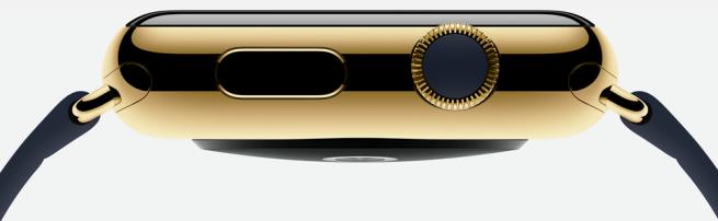 Złoty Apple Watch - kto za niego zapłaci? /materiały prasowe